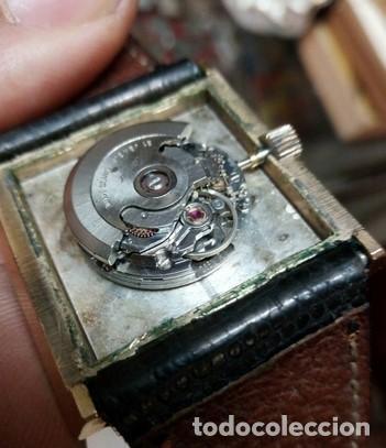 Relojes - Cartier: Reloj CARTIER Santos automatic 2651 K1.RARO Y UNICO .Hecho EXCLUSIVO para CLIENTE - Foto 8 - 204537028