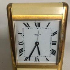 Relojes - Cartier: RELOJ CÁRTER DE MESA. Lote 209612995