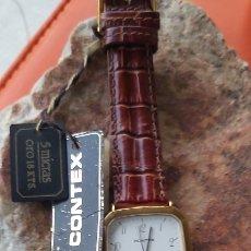 Relojes - Cartier: RELOJ CLÁSICO.ESTILO CARTIER. CHAP.ORO18.K LEY 5M. Lote 212873050