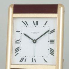 Relojes - Cartier: RELOJ DESPERTADOR CARTIER 7505. Lote 214925768