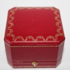 Montres - Cartier: ESTUCHE O CAJA DE ANILLO CARTIER. Lote 215327258