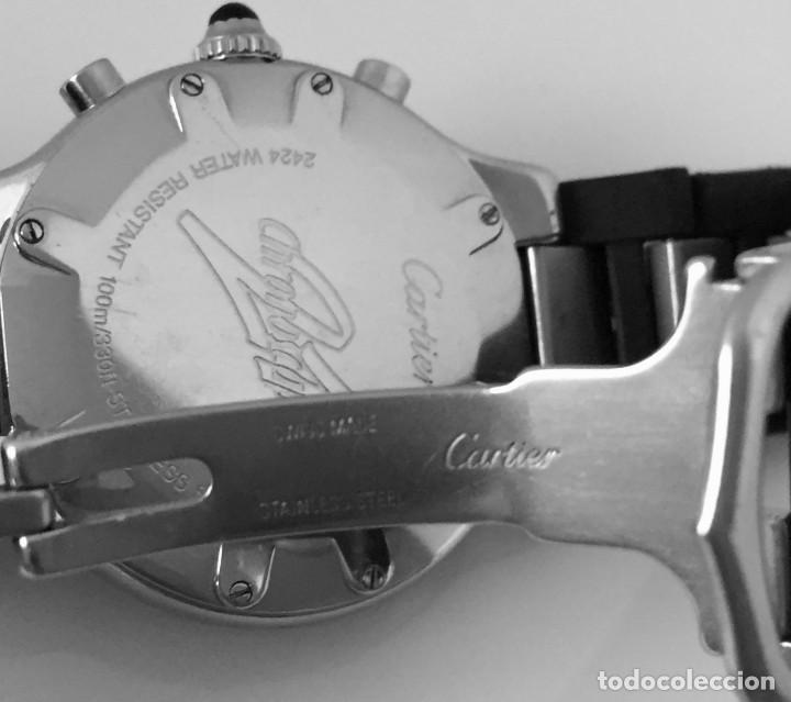 Relojes - Cartier: CARTIER CHRONOSCAP 21 ¡¡COMO NUEVO!! - Foto 6 - 217179922