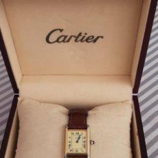 Relojes - Cartier: CARTIER TANK ARGENT, MUJER ¡¡COMO NUEVO!!. Lote 235259240