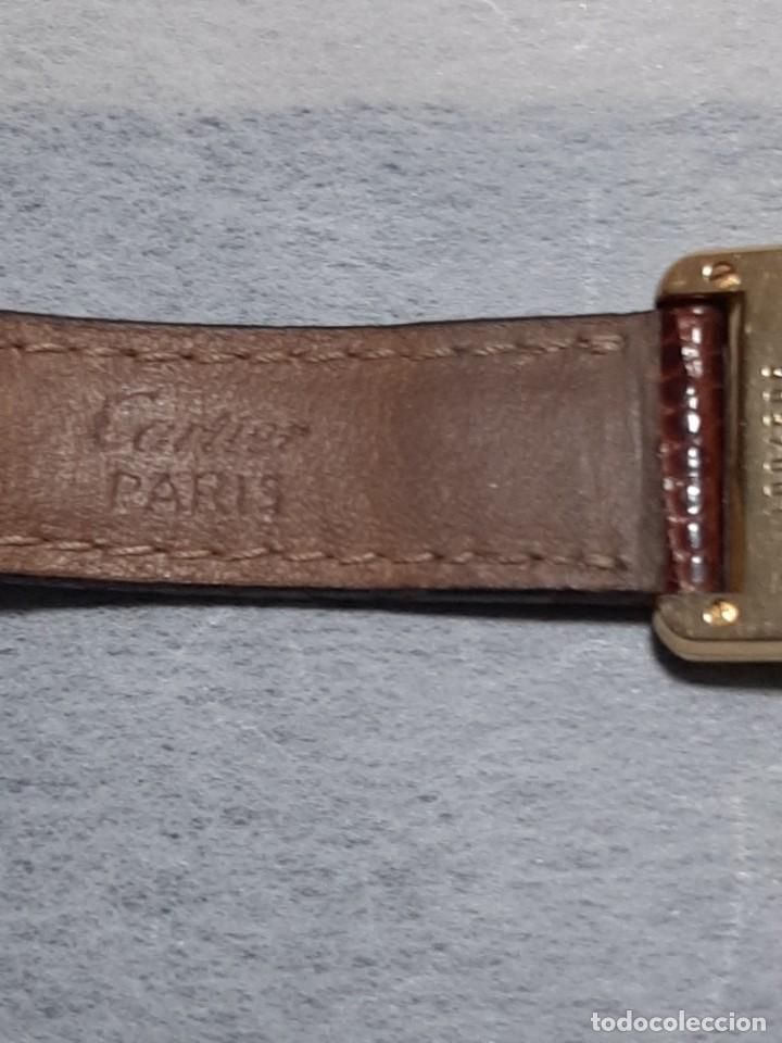 Relojes - Cartier: CARTIER TANK ARGENT, MUJER ¡¡COMO NUEVO!! - Foto 6 - 235259240