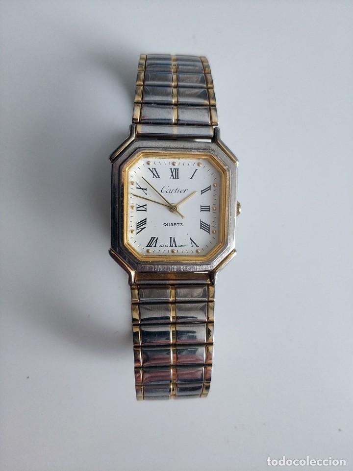 RELOJ CARTIER JAPAN MOVT (Relojes - Relojes Actuales - Cartier)