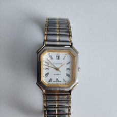 Relojes - Cartier: RELOJ CARTIER JAPAN MOVT. Lote 219495762