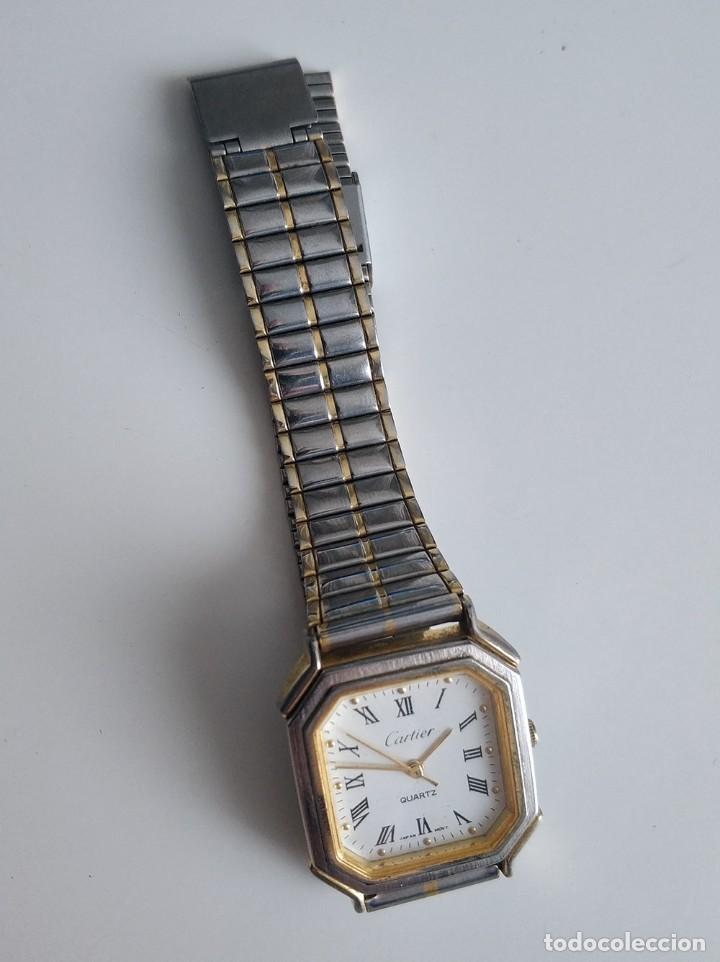 Relojes - Cartier: Reloj Cartier Japan Movt - Foto 5 - 219495762