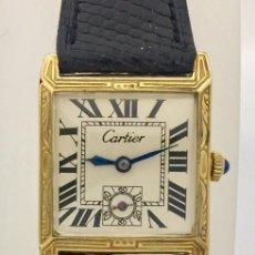 Relojes - Cartier: CARTIER VINTAGE ARTDÈCO ORO 18KT. MUJER. Lote 222084117