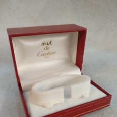 Relojes - Cartier: CAJA CARTIER, PARA RELOJ MUST DE CARTIER PARÍS. Lote 223125867