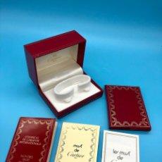 Relógios - Cartier: CAJA RELOJ MUST DE CARTIER TANK. Lote 224676346