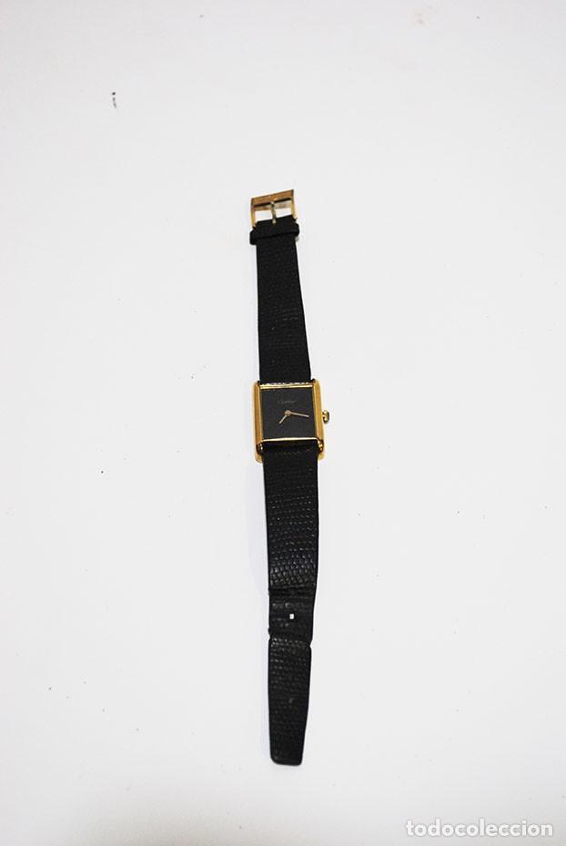 RELOJ ANTIGUO DE MUJER CARTIER (Relojes - Relojes Actuales - Cartier)