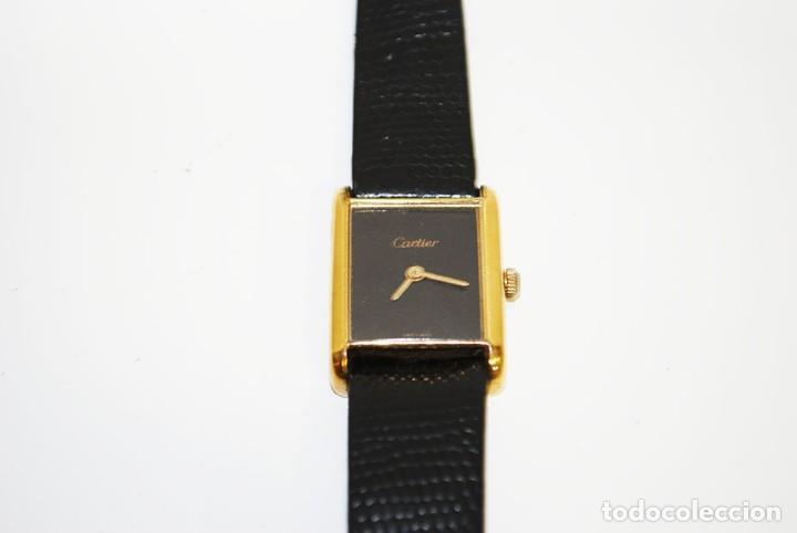 Relojes - Cartier: RELOJ ANTIGUO DE MUJER CARTIER - Foto 2 - 229409075
