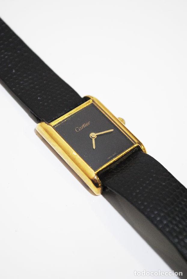 Relojes - Cartier: RELOJ ANTIGUO DE MUJER CARTIER - Foto 3 - 229409075