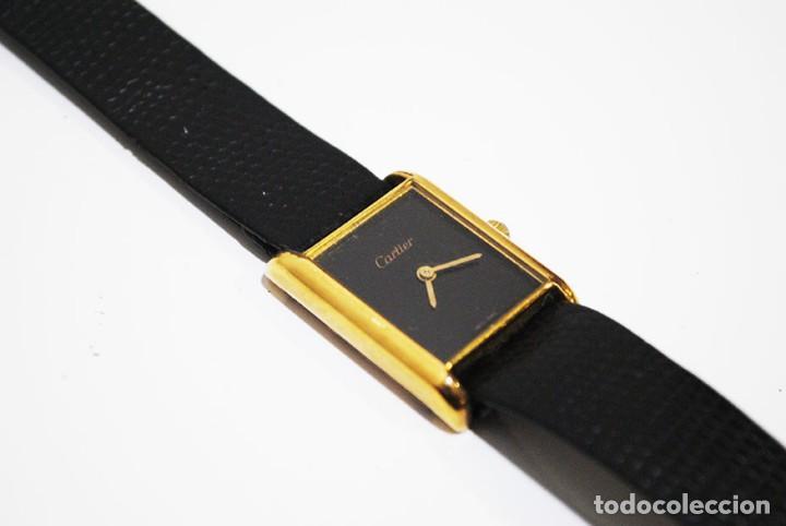 Relojes - Cartier: RELOJ ANTIGUO DE MUJER CARTIER - Foto 4 - 229409075