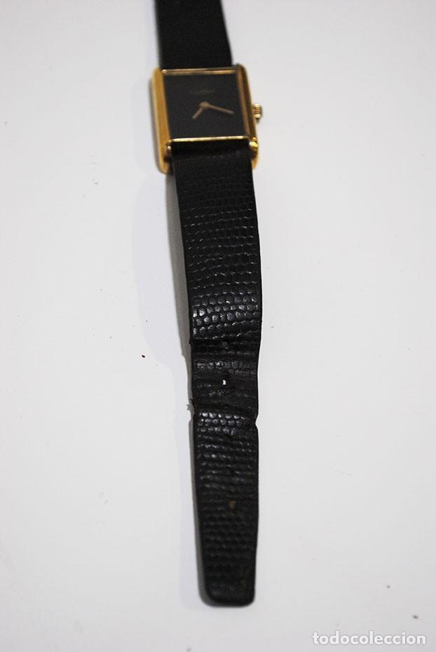 Relojes - Cartier: RELOJ ANTIGUO DE MUJER CARTIER - Foto 6 - 229409075