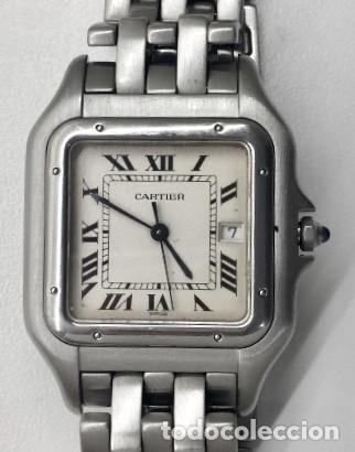 CARTIER PANTHÈRE HOMBRE ¡¡COMO NUEVO!! (Relojes - Relojes Actuales - Cartier)