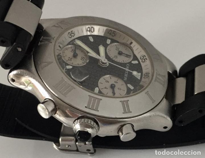 Relojes - Cartier: CARTIER CRONOSCAP ¡¡¡COMO NUEVO!!! - Foto 3 - 189602768