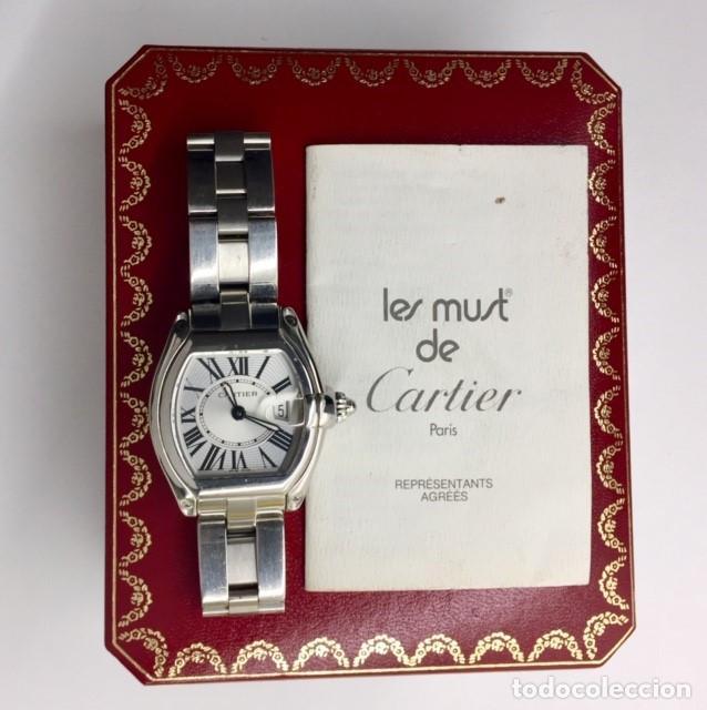 Relojes - Cartier: CARTIER ROADSTER ¡¡¡COMO NUEVO!!! - Foto 5 - 189602841