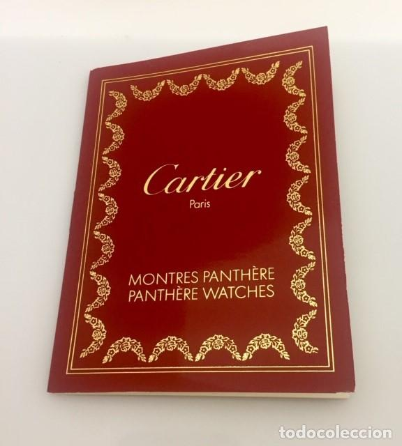 Relojes - Cartier: CARTIER PANTHÈRE HOMBRE ¡¡COMO NUEVO!! - Foto 5 - 140548350