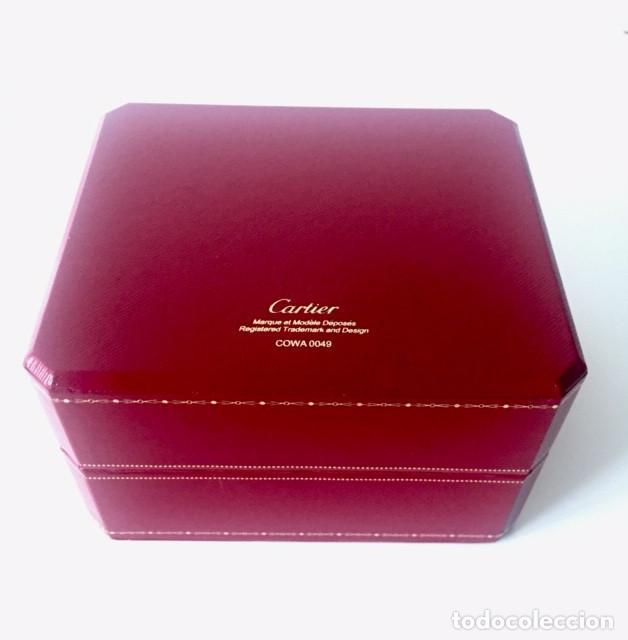 Relojes - Cartier: CARTIER PANTHERE DATE-ORO 18KT.ACERO-MUJER GRANDE ¡¡COMO NUEVO!! - Foto 10 - 61160363