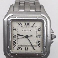 Relojes - Cartier: CARTIER MOD.PANTHER-HOMBRE- COMO NUEVO. Lote 140548406