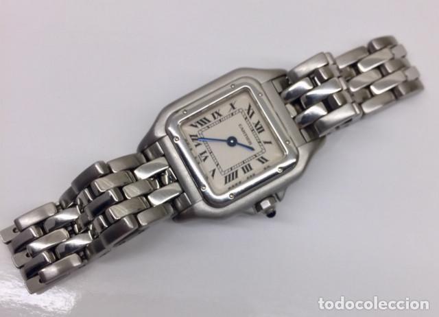 Relojes - Cartier: CARTIER MOD.PANTHÈRE MUJER- COMO NUEVO - Foto 2 - 183748736