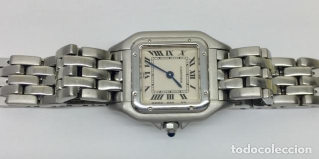 Relojes - Cartier: CARTIER MOD.PANTHÈRE MUJER- COMO NUEVO - Foto 4 - 183748736