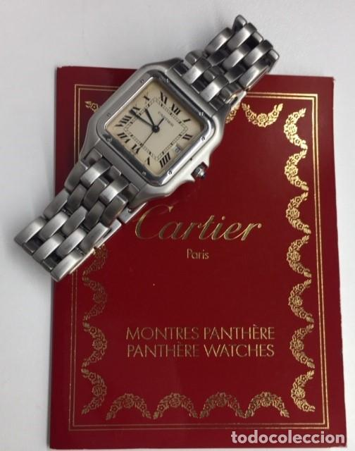 Relojes - Cartier: CARTIER MOD.PANTHÈRE MUJER- COMO NUEVO - Foto 7 - 183748736