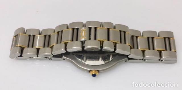 Relojes - Cartier: CARTIER MUST VANDÔME MUJER GRANDE.¡¡COMO NUEVO!! - Foto 4 - 189602801