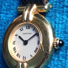 Relojes - Cartier: CARTIER . 1985' ORO 18 KT. Lote 235641855