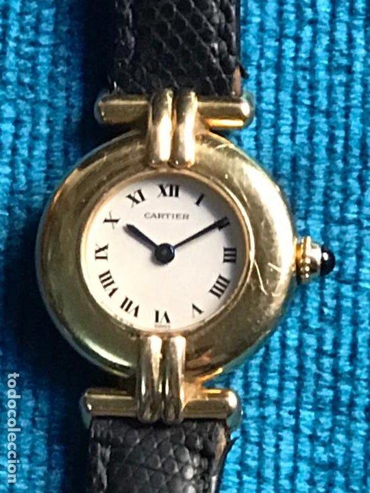 Relojes - Cartier: Cartier . 1985 oro 18 kt - Foto 4 - 235641855