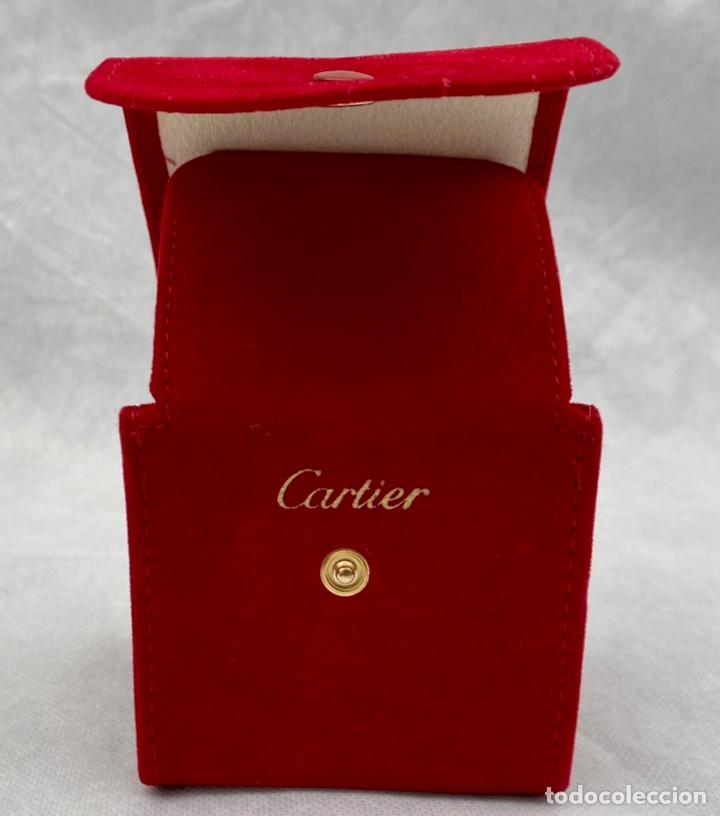 CARTIER. ESTUCHE DE VIAJE DE RELOJ DE LUJO CARTIER (Relojes - Relojes Actuales - Cartier)