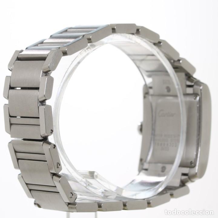 Relojes - Cartier: Cartier Tank Francaise ref 2485 Acero - Foto 7 - 251835390