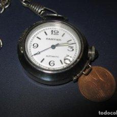Relojes - Cartier: PASHA--PASTA CARTIER. AUTOMATIK DR. RELOJ CON FECHA. Lote 254268885