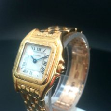 Relojes - Cartier: RELOJ CARTIER ORO (MUJER) 18KLTS.. Lote 262900755