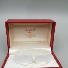 Relojes - Cartier: CAJA ESTUCHE LES MUST DE CARTIER PARIS. Lote 269824573