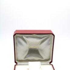 Relojes - Cartier: CARTIER CO 1018 CAJA DE RELOJ VACÍA. Lote 271112523