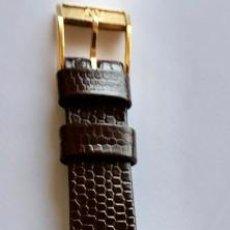 Orologi - Cartier: RELOJ DE MUJER CARTIER 18K GOLD ELECTROPLATED SWISS 9791. Lote 273129723