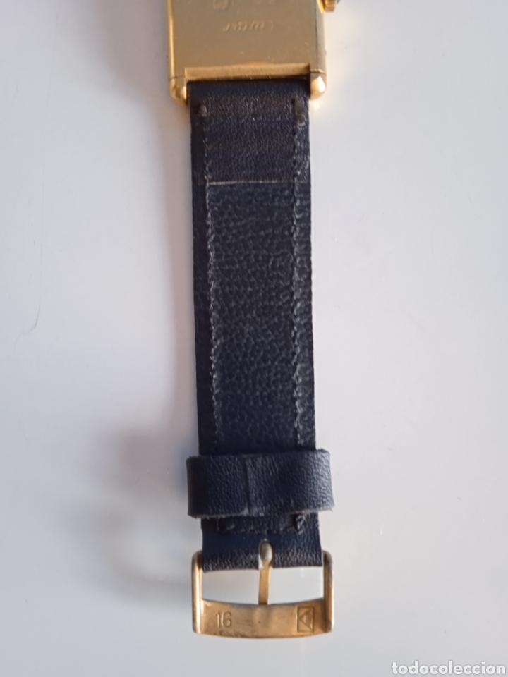 Relojes - Cartier: Reloj Cartier. Paris 925 Argent. Plaque or G 20. ( Funcionando). - Foto 11 - 275946438