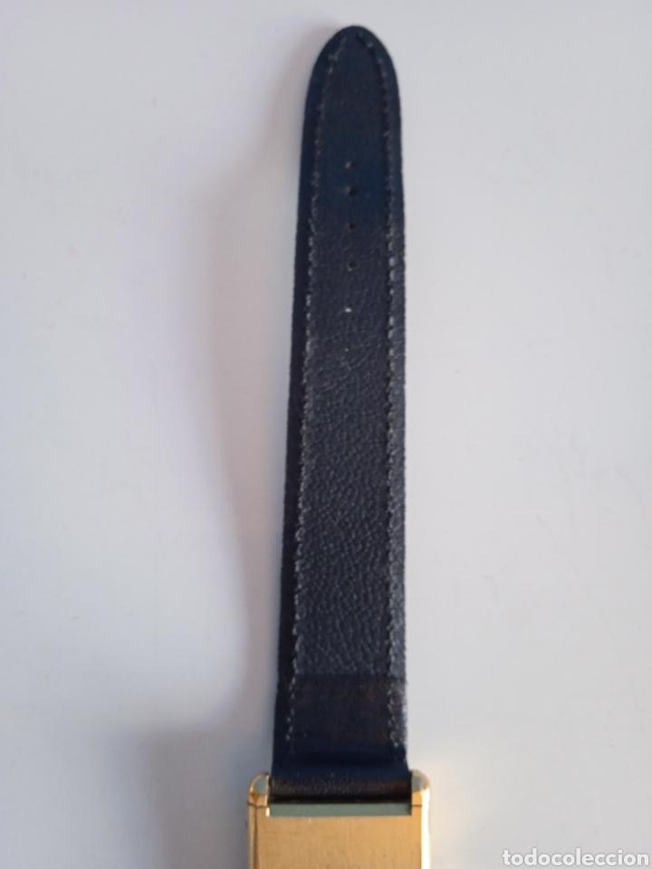 Relojes - Cartier: Reloj Cartier. Paris 925 Argent. Plaque or G 20. ( Funcionando). - Foto 12 - 275946438