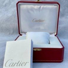 Orologi - Cartier: CARTIER. ESTUCHE RELOJ DE LUJO CARTIER PARIS. Lote 276090093