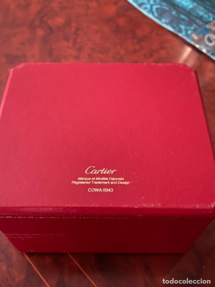 Relojes - Cartier: Cartier Tank Must de Silver 925 CON CAJA Plaque or G 20M - Foto 21 - 260707620