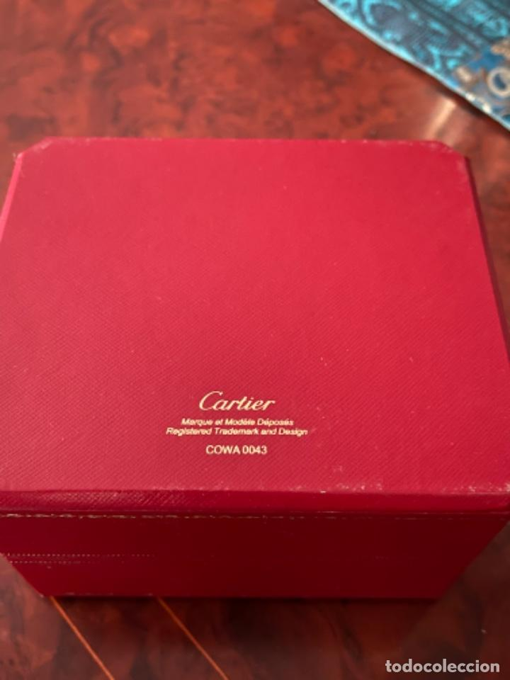 Relojes - Cartier: Cartier Tank Must de Silver 925 CON CAJA Plaque or G 20M - Foto 24 - 260707620