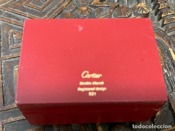 Relojes - Cartier: Caja Cartier, para reloj Must u otro de Cartier París - Foto 3 - 278611358