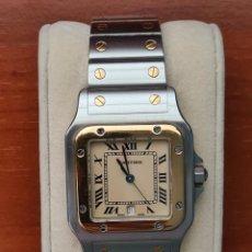 Relojes - Cartier: RELOJ CARTIER SANTOS 187901 ACERO Y ORO. Lote 278698503