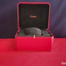 Orologi - Cartier: ESTUCHE DE RELOJ CARTIER EN PERFECTO ESTADO. Lote 285537963
