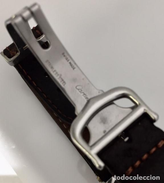 Relojes - Cartier: CARTIER MUST RONDE 21 HOMBRE.COMO NUEVO. - Foto 6 - 286754548