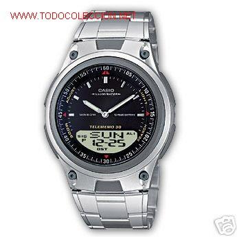 Modelo Reloj Casio 80 Caballero Aw 1adf 76gfbYy