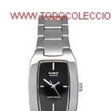 Relojes - Casio: PRECIOSO RELOJ PARA SEÑORA, MARCA CASIO MODELO LTP-1165-1C . Lote 17942664