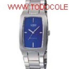 Relojes - Casio: PRECIOSO RELOJ SEÑORA MARCA CASIO MODELO LTP-1165-2C , NUEVO A ESTRENAR. Lote 17942626